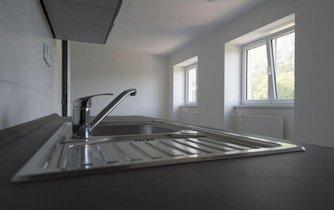 Nový byt, ilustrační foto