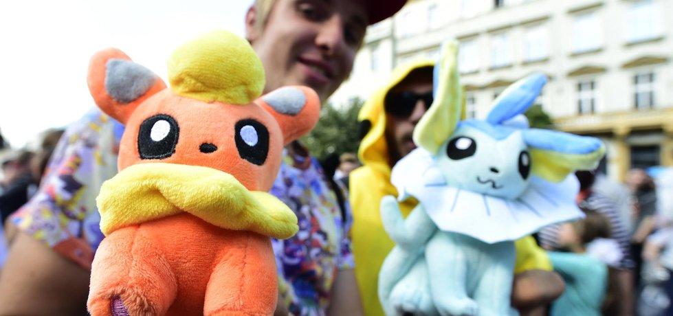 Pokémon GO - ilustrační foto (Zdroj: čtk)