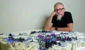 Architekt a autor Metropolitního plánu Roman Koucký