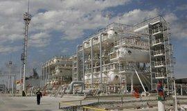 Ropné pole Juganskněftěgaz v Západní Sibiři, kde spolu těží Rosněfť a Exxon Mobil, ilustrační foto