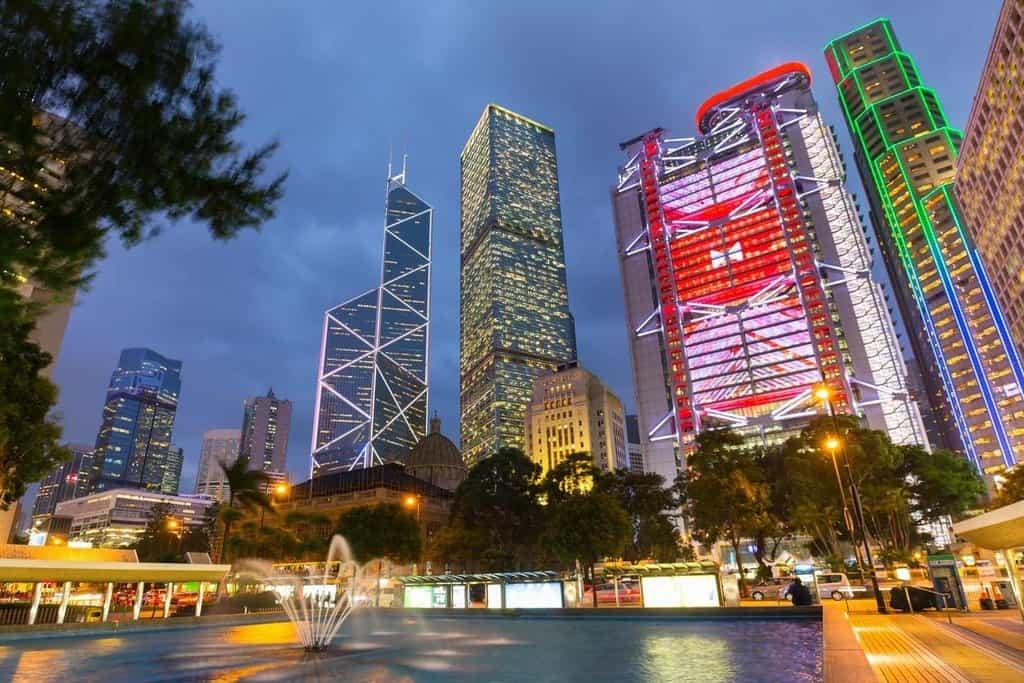 2. Hongkong. UHNWI (2016): 7 650; změna: +4,1 %