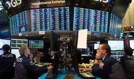 New York Stock Exchange, ilustrační foto
