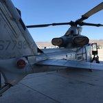 Námořnictvo (US Marine Corps) si vrtulníky chválí, od roku 2008 už prošly několika bojovými akcemi včetně Iráku a Afghánistánu.