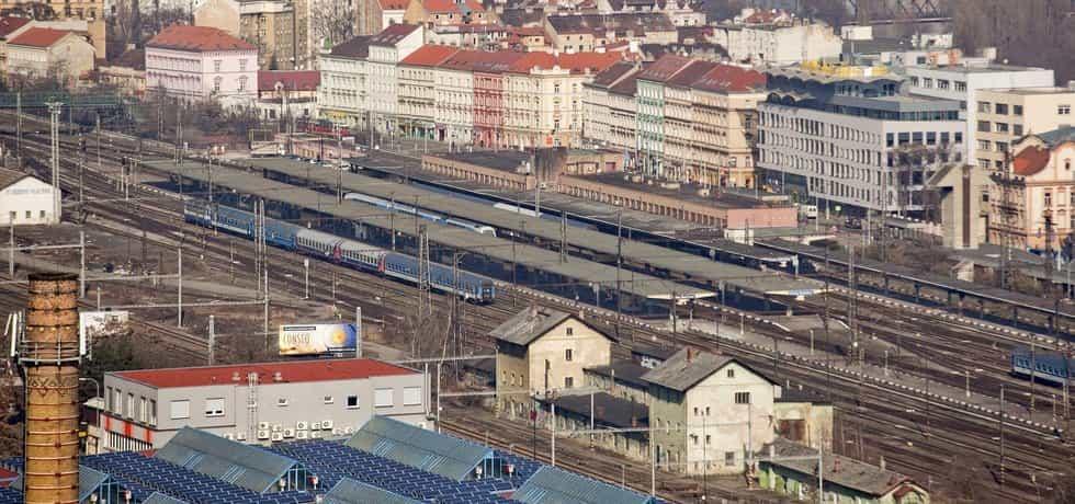 Smíchovské nádraží (autor: Petr Topič, Mladá fronta)