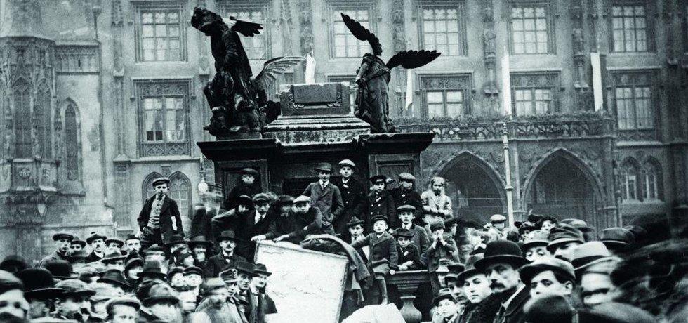 Obrazoborecké vlně padly za oběť stovky soch Jana Nepomuckého