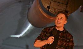 Elon Musk představil tunel pro superrychlou jízdu