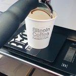 Jediná kavárna na světě, kde se může platit výhradně kryptoměnou.
