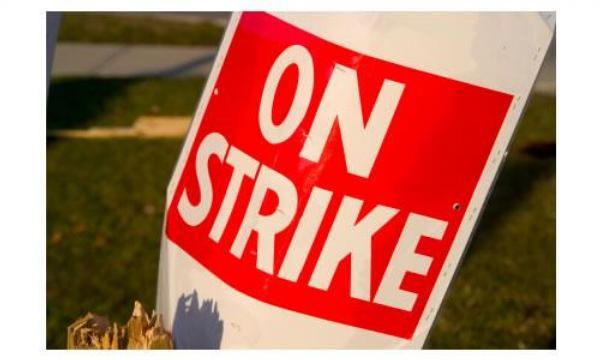 stávka