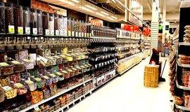 Supermarket, ilustrační foto