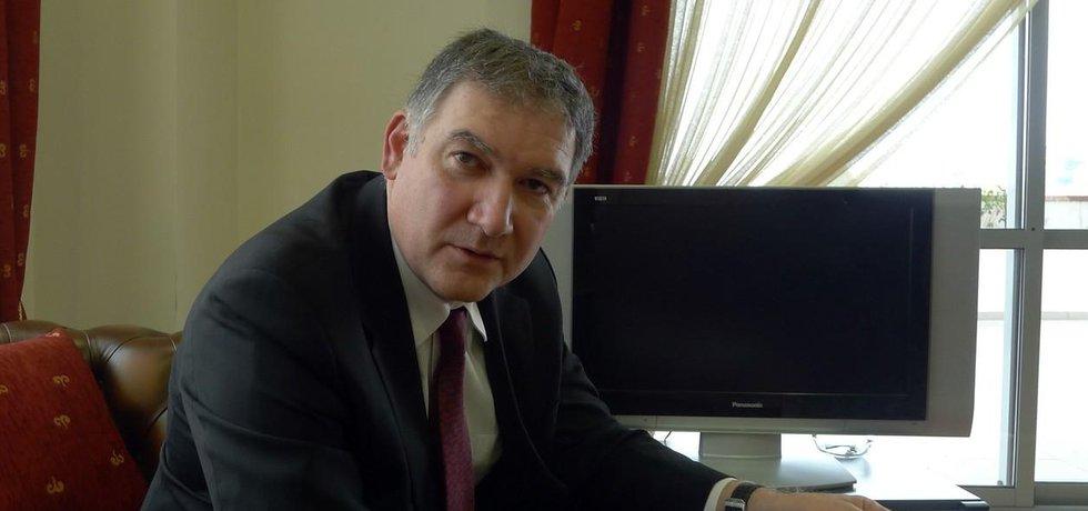 Andreas Georgiou, bývalý ředitel řeckého národního statistického úřadu, který odhalil chyby v řeckém