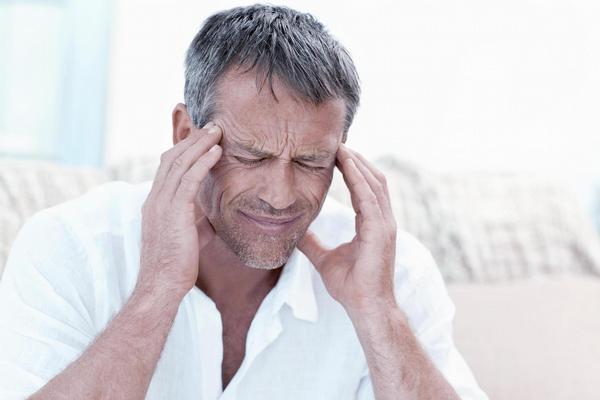únava, bolest hlavy