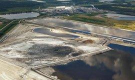 Únik radioaktivní vody v Mosaic Fertilizer