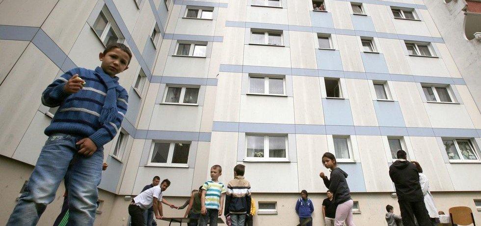 Jedna z ubytoven firmy European Homecare, ilustrační foto.