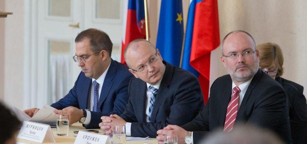 Prezentace českého leteckého průmyslu v Moskvě