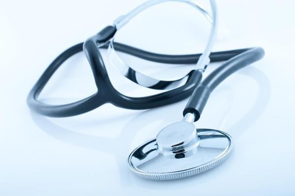 *stetoskop, zdravotnictví, medicína