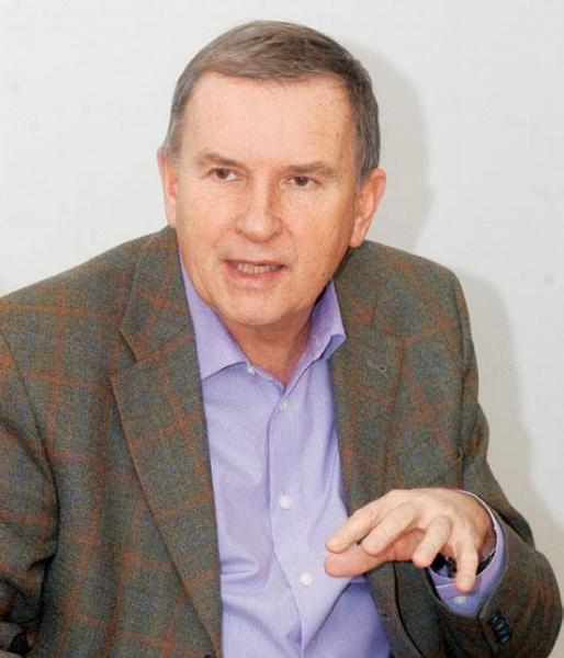Prof. Jiří Vorlíček.