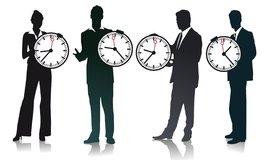 Pracovní doba - ilustrační foto