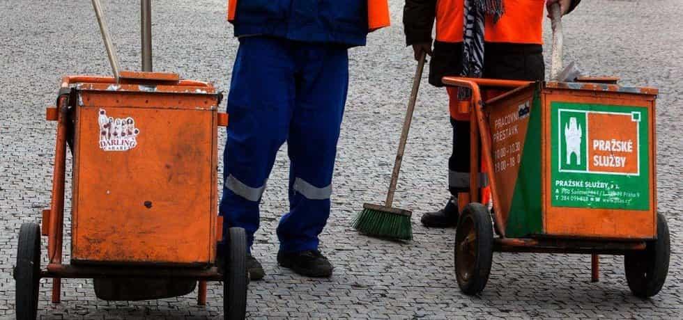 Pražské služby, ilustrační foto