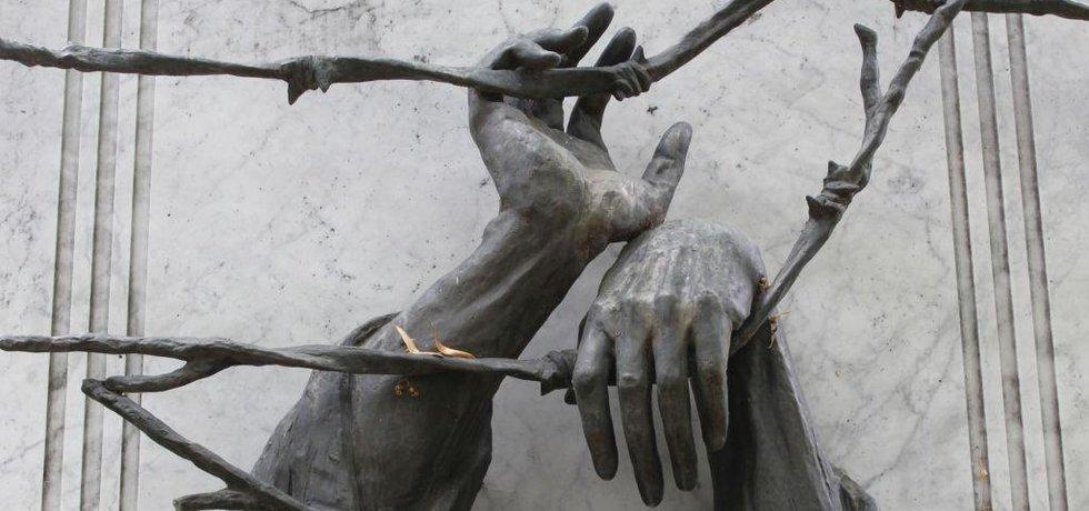 Pohřebiště popravených politických vězňů, Praha - Ďáblice