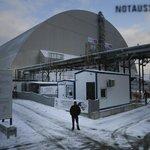 Poslední fáze překrytí reaktoru byla uskutečněna v úterý 29. listopadu.