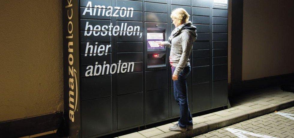 Německému elektronickému obchodu kraluje společnost Amazon, která ovládá téměř 30 procent tamějšího online trhu