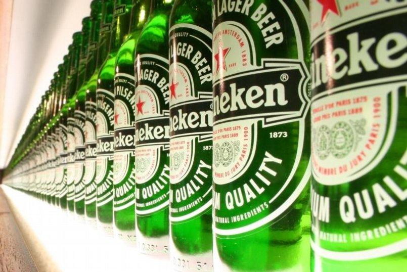 Heineken, ilustrační foto