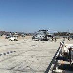 Vrtulníky UH-1Y vyrábí společnost Bell Helicopter v texaském Amarillu.