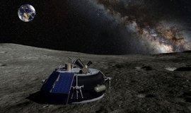 Přistávací modul MX-1 americké firmy Moon Express