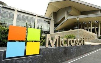 Microsoft, ilustrační foto