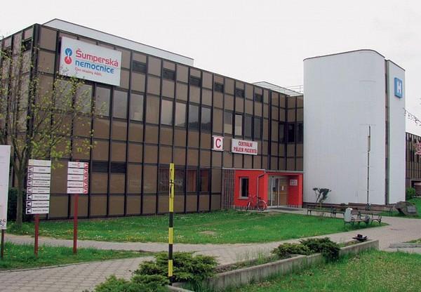 Centrální příjem Šumperské nemocnice
