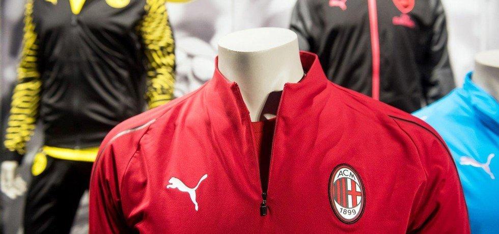 Puma bude sponzorovat AC Milán