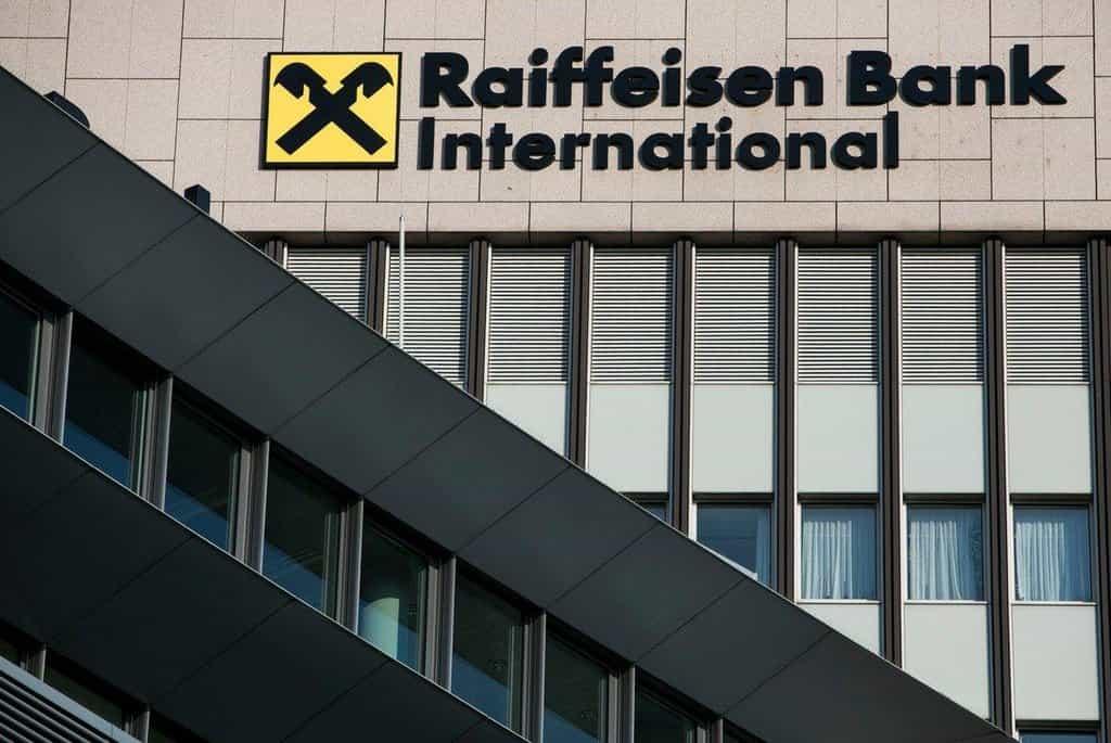 Raiffeisen Bank International, ilustrační foto