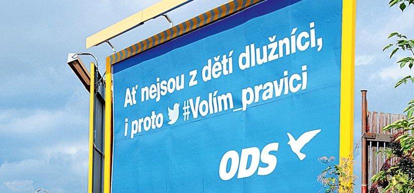 Předvolební kampaň ODS
