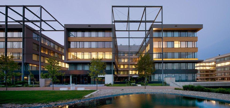 Administrativní budova City West B1 na pražských Stodůlkách