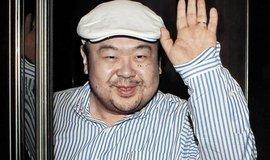 Zavražděný bratr severokorejského vůdce Kim Čong-nam
