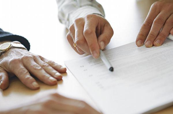 dokumenty, smlouva, podpis