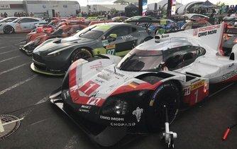Éra hybridu Porsche 919 LMP1 definitivně skončila