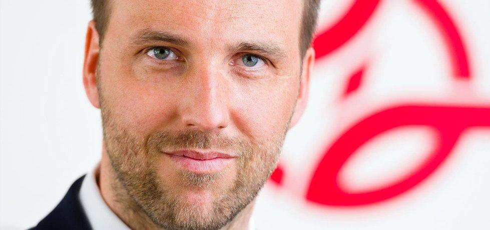 Generální ředitel dopravního podniku Martin Gillar