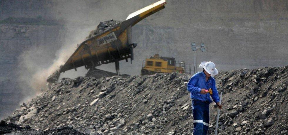 Těžba uhlí v Austrálii, ilustrační foto