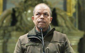 Ředitel odboru pro válečné veterány ministerstva obrany Eduard Stehlík