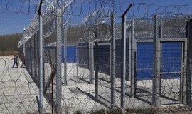 Tábor pro migranty v Maďarsku