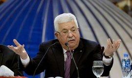 Jeruzalém a práva Palestinců nejsou na prodej, vzkázal Abbás