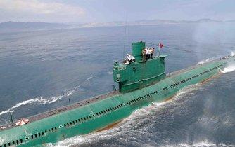 Severokorejská ponorka