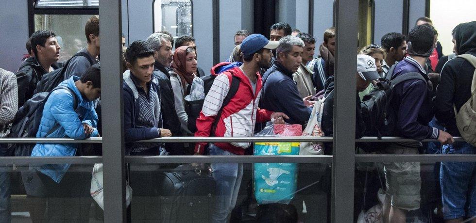 Mnichov, uprchlíci
