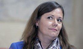 Milena Hrdinková (na snímku ze 4. září 2017)