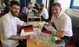 Na loňském ročníku Sourcing Day Tschechien vyjednávalo téměř sto českých výrobců s 18 německými firmami o zakázkách za miliony eur