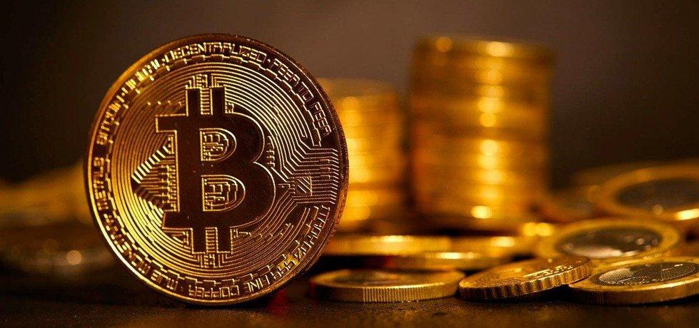 Bitcoin (ilustrační foto)