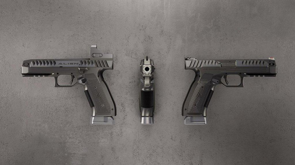 Pistole z tiskárny: nejvíc ohrožení jsou sami střelci kutilové