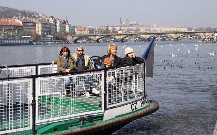 Lodní doprava, ilustrační foto