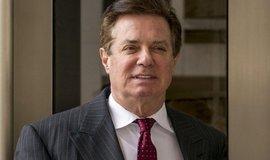 Bývalý šéf Trumpovy kampaně Paul Manafort